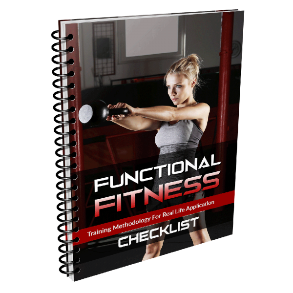 Functional Fitness, Training Methodology, For Real Life Application Checklist